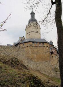 Burg Falkenstein, Sachsen-Anhalt