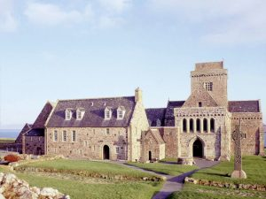 Iona Abbey, Schottland (c) Historic Scotland
