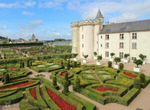 Château Villandry, Loire