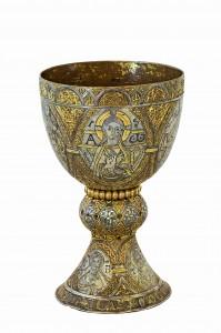 Der bedeutendste Goldkelch des Mittelalters