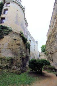 Grabenanlage und Katakomben, Château de Brézé