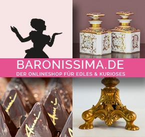 Baronissima.de - der Onlineshop für Edles und Kurioses