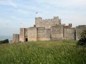 Dover Castle, eines der Wahrzeichen Englands