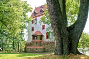 Schloss Schlettau in Sachsen (Deutschland)