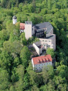 Burg Falkenstein, Bayern