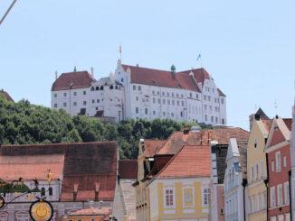 Burg Trausnitz, Landshut (Bayern)