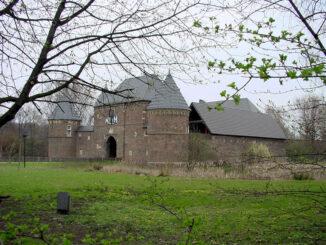 Burg Vondern, Oberhausen (Nordrhein-Westfalen)