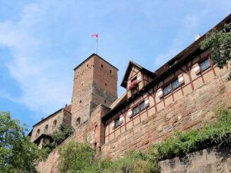 Kaiserburg Nürnberg, Bayern