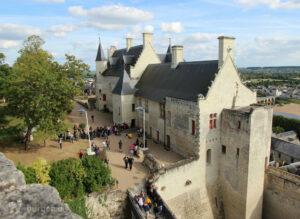 Château Chinon, Loire