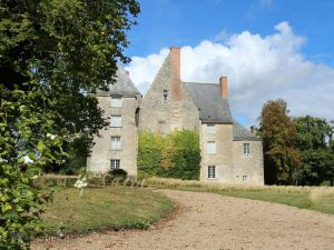 Château Saché, Loire