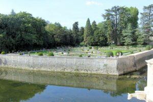 Château de Chenonceau - der Garten der Katharina de Medici