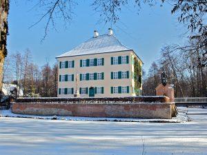 Sissi-Schloss Aichach - Winterbild (c )SeMo/flickr