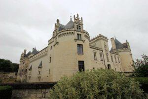 Château de Brézé, Ansicht Torhaus