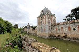 Château de Selles sur Cher, Loire