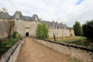 Hinteres Torhaus, Château de Selles sur Cher, Loire