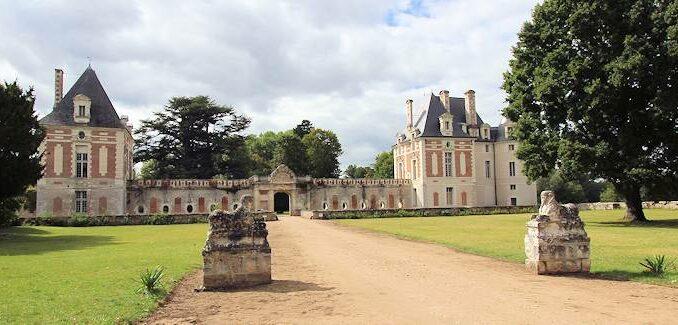 Selles-sur-Chere, Loireregion (Frankreich)