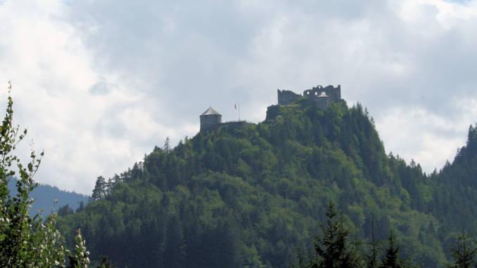 Ehrenburg, Tirol
