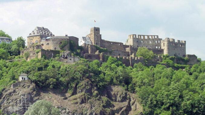 Burg Rheinfels, Rheinland-Pfalz