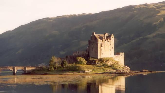 Eilean Donan Castle - eine der Ikonen Schottlands