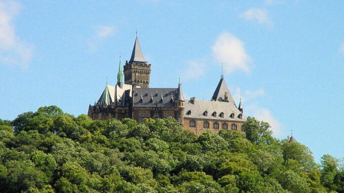 Schloss Wernigerode / Harz