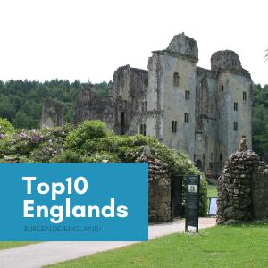 Banner: Die schönsten Burgen & Schlösser Englands