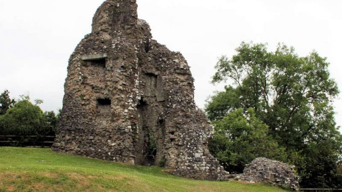 Narberth-Castle_Turmfragment_0966