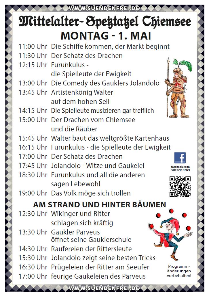 Mittelalter_Speketakel_Chiemsee