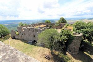 Festung Hohentwiel, Blick vom Turm
