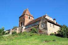 Kirchenburg Buzd (deutsch Bußd (bei Mediasch), ungarisch Szászbuzd)