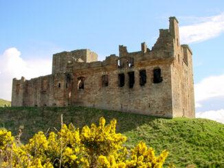 Crichton Castle, Schottland
