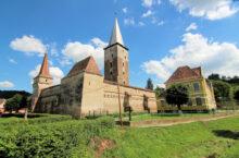 Kirchenburg Moșna (deutsch Meschen, ungarisch Muzsna)