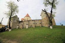 Șaroș pe Târnave (deutsch Scharosch, ungarisch Szászsáros)