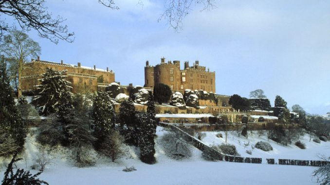 Powis Castle, Wales / Great Britain