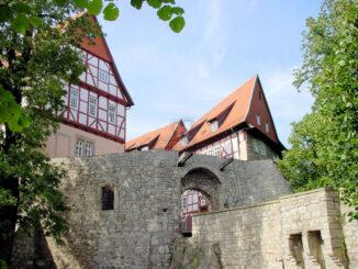 Bodenstein, Thüringen - Tor und Brücke