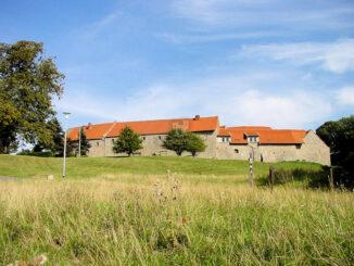 Burg Scharfenstein, Thüringen - Panorama