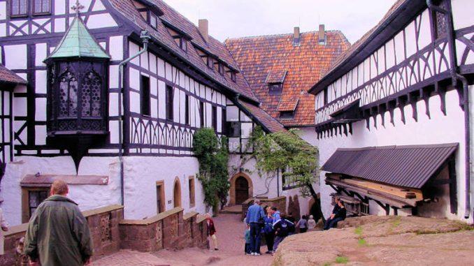 Wartburg_0068_Innenhof