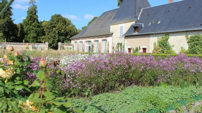 Chateau-de-Cheverny_6767_Gartenanlage