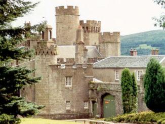 Balloch Castle, Schottland