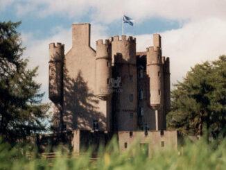 Braemar Castle, Schottland
