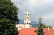 Burg Hasegg mit Münzerturm