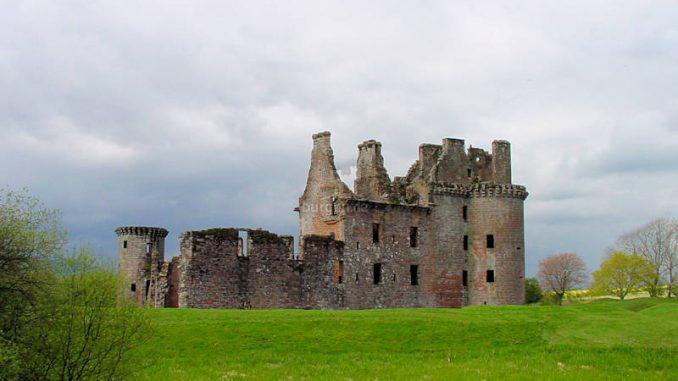 Caerlaverock-Castle_0036_Rueckseite