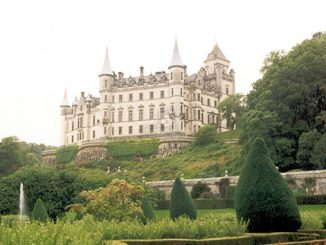 Dunrobin Castle, Schottland