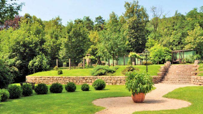 Hotel-Schloss-Wetzelstein_Gartentreppe