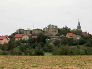 Burg Altenstein, Bayern - Gesamtansicht
