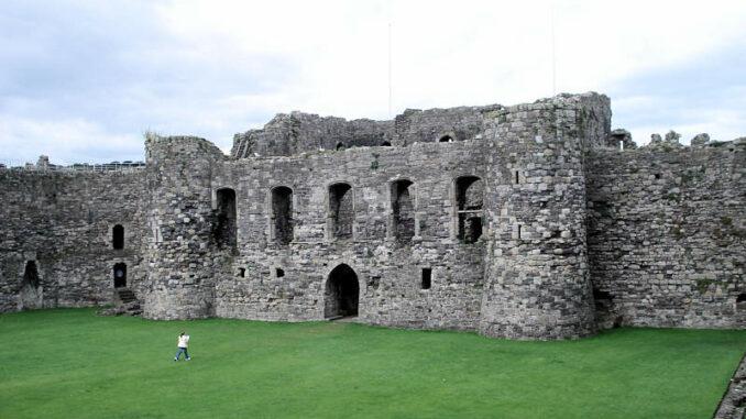 Beaumaris-Castle_Torhaus-innen-2