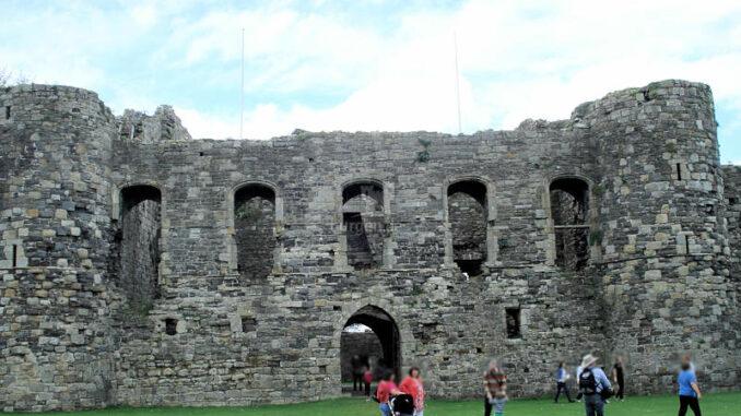 Beaumaris-Castle_Torhaus-innen