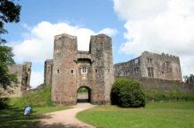 Berry Pomeroy Castle