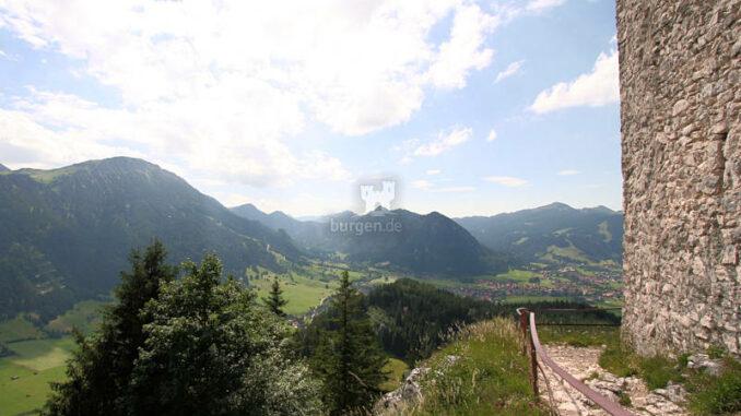Burg-Falkenstein-Pfronten_4010_Panorama