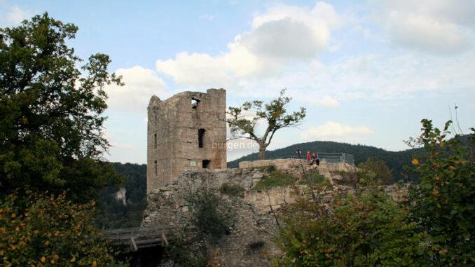 Burg-Neideck_1998_Eingang