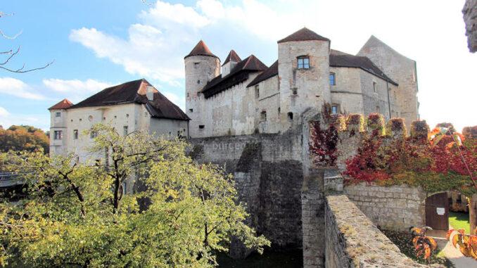 Burghausen_1442_Oberburg